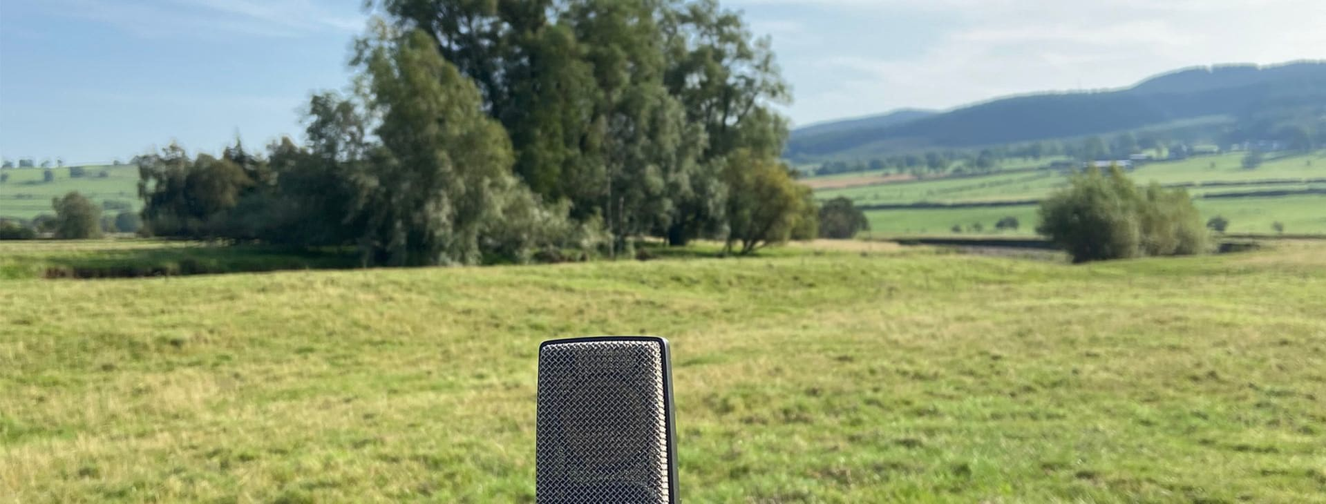 Lost Found and Told: New Audio Tales for Northumberland